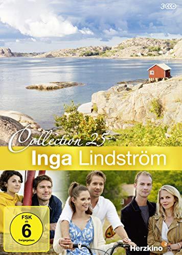 Inga Lindström: Collection 25 (3 DVDs)