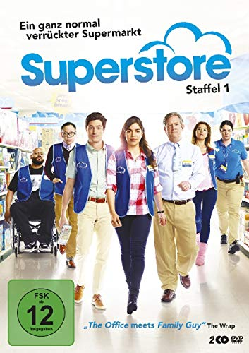 Superstore Ein ganz normal verrückter Supermarkt: Staffel 1 (2 DVDs)