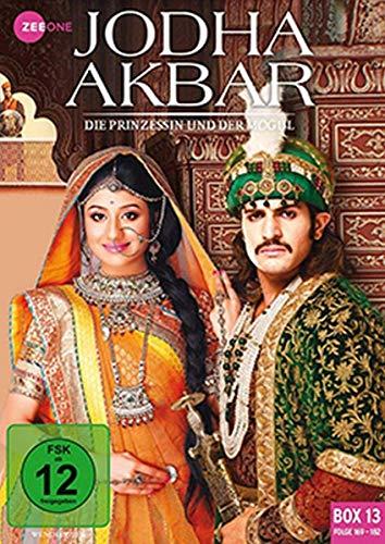 Jodha Akbar Die Prinzessin und der Mogul - Box 13 (3 DVDs)