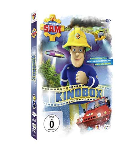 Feuerwehrmann Sam Die KinoBox (Helden im Sturm & Achtung Außerirdische) (2 DVDs)