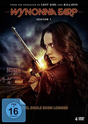 Wynonna Earp Staffel 1 (4 DVDs)