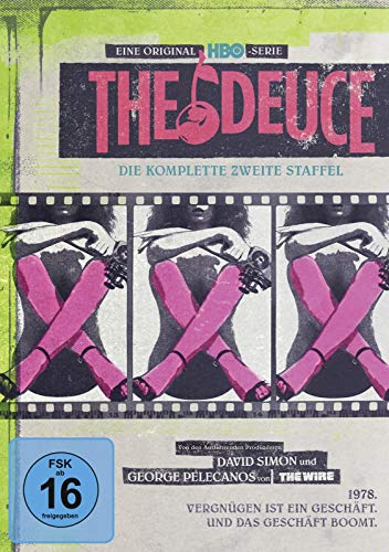 The Deuce Staffel 2 (2 DVDs)