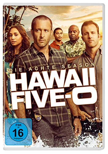 Hawaii Five-0 Season 8 (6 DVDs)