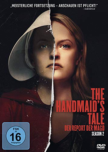 The Handmaid's Tale Staffel 2 (5 DVDs)