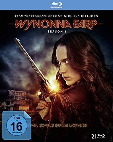 Wynonna Earp Staffel 1 [Blu-ray]