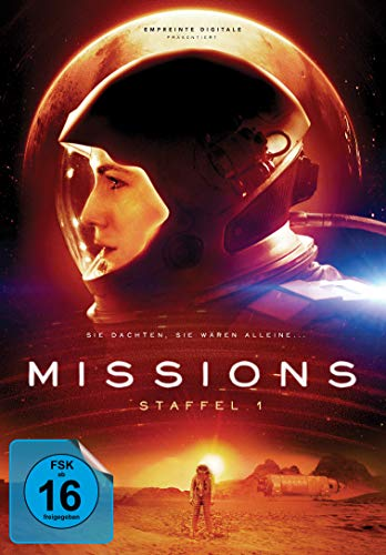 Missions Staffel 1 (2 DVDs)