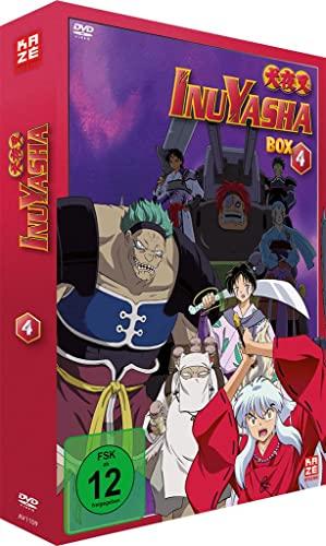 Inu Yasha Die TV-Serie: Box 4 (6 DVDs)