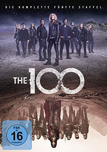 The 100 Staffel 5 (3 DVDs)