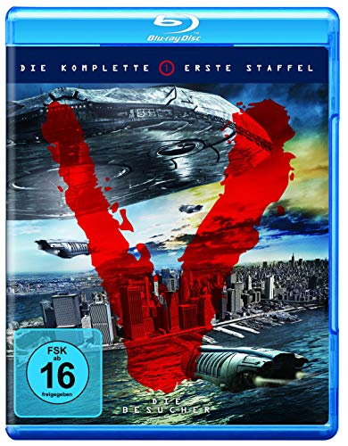 V - Die Besucher: Staffel 1 [Blu-ray]