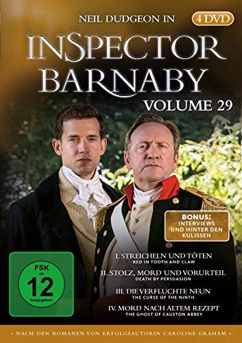 Inspector Barnaby, Vol.29 (4 DVDs)