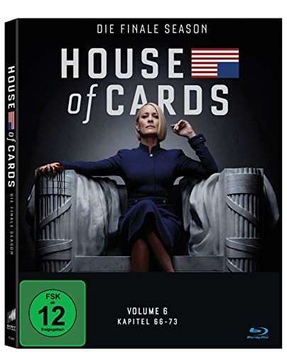 House of Cards Staffel 6 [Blu-ray]