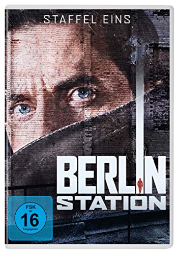 Berlin Station Staffel 1 (4 DVDs)