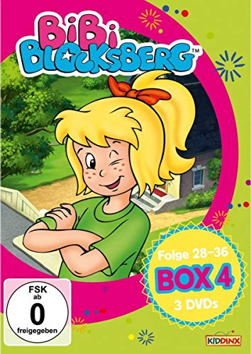 Bibi Blocksberg Box 4 (3 DVDs)