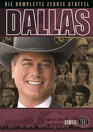 Dallas Staffel 10 (6 DVDs)