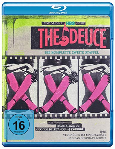 The Deuce Staffel 2