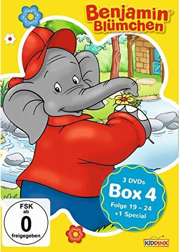 Benjamin Blümchen Box 4 (3 DVDs)