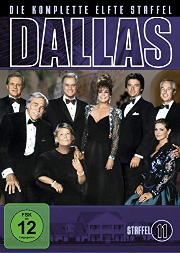 Dallas Staffel 11 (6 DVDs)