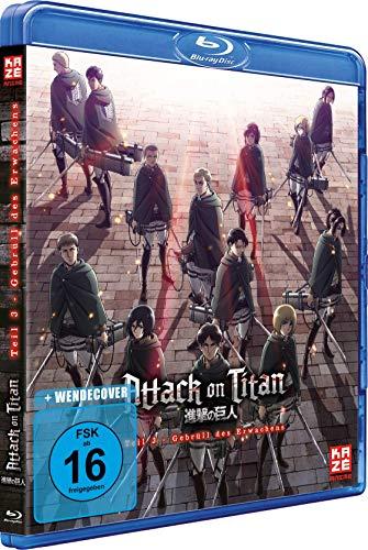 Attack on Titan Teil 3: Gebrüll des Erwachens [Blu-ray]