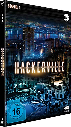 Hackerville Staffel 1 (2 DVDs)