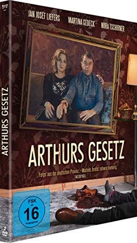Arthurs Gesetz Gesamtausgabe (2 DVDs)