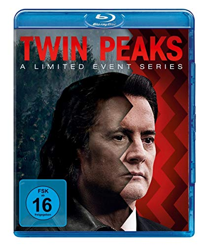 Twin Peaks A Limited Event Series [Blu-ray]