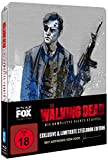 The Walking Dead - Staffel 4 (Limited Jock Comic Steelbook) [Blu-ray]