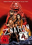 Z Nation - Staffel 4 (Uncut Edition) (4 DVDs)