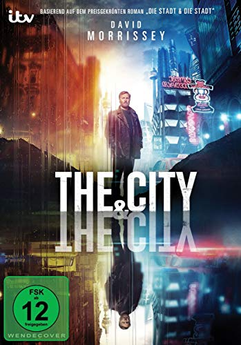 The City & the City 2 DVDs