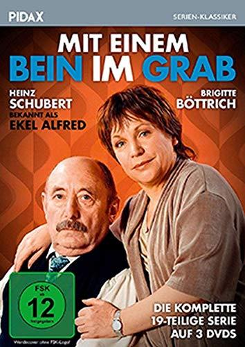 Mit einem Bein im Grab Die komplette Serie (3 DVDs)