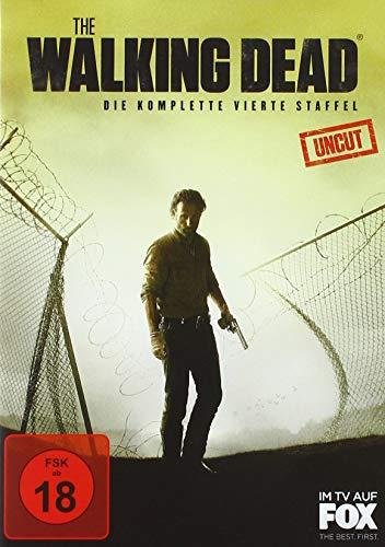 The Walking Dead - Staffel  4 (5 DVDs)