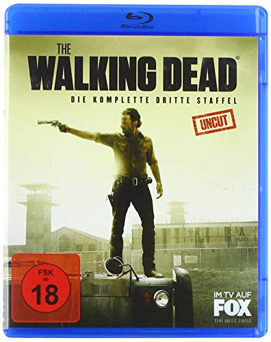 The Walking Dead Staffel 3 [Blu-ray]