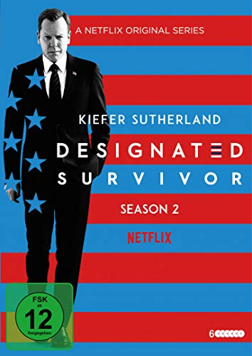Designated Survivor Staffel 2 (6 DVDs)