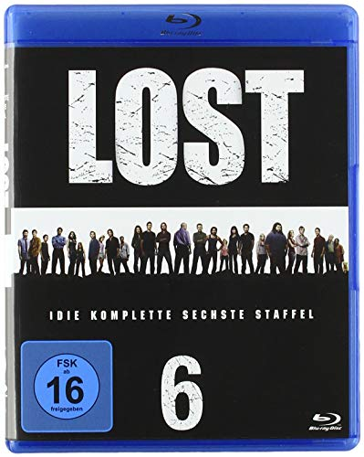 Lost Staffel 6 [Blu-ray]