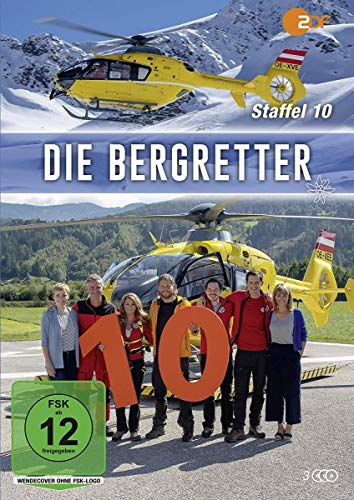 Die Bergretter Staffel 10 (3 DVDs)