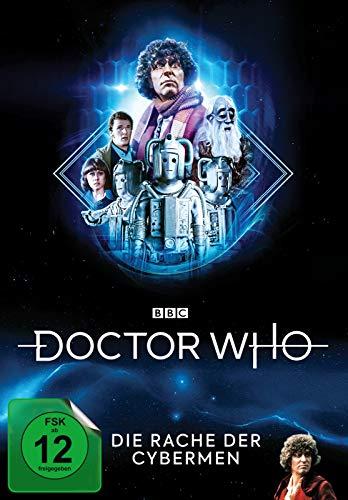 Doctor Who Vierter Doktor: Die Rache der Cybermen (2 DVDs)