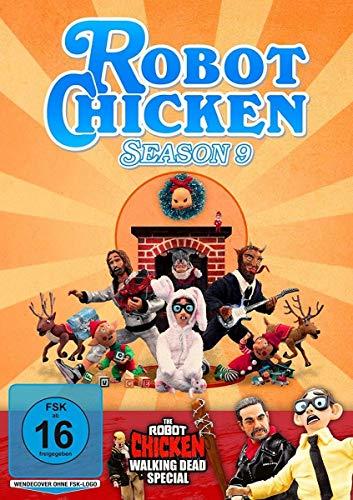 Robot Chicken Staffel 9 (2 DVDs)