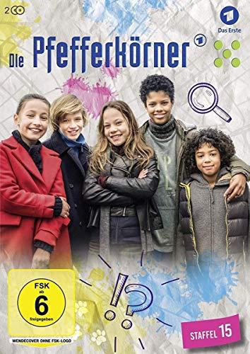Die Pfefferkörner Staffel 15 (2 DVDs)