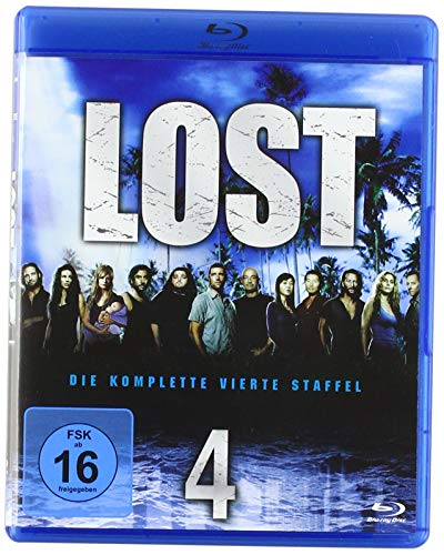 Lost Staffel 4 [Blu-ray]