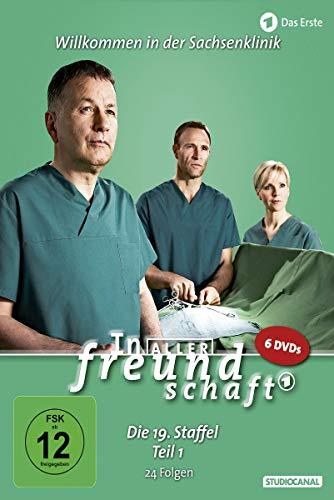 In aller Freundschaft Staffel 19, Teil 1 (6 DVDs)