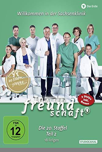 In aller Freundschaft Staffel 20, Teil 2 (5 DVDs)