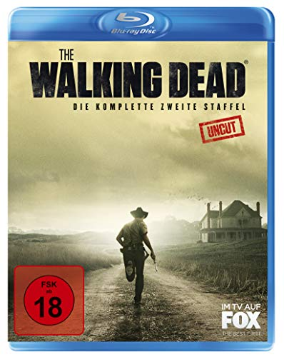 The Walking Dead Staffel 2 [Blu-ray]