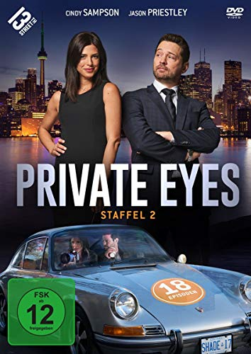 Private Eyes Staffel 2 (5 DVDs)