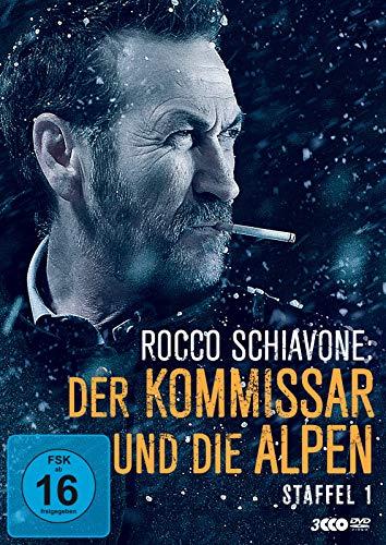 Rocco Schiavone: Der Kommissar und die Alpen - Staffel 1 (3 DVDs)