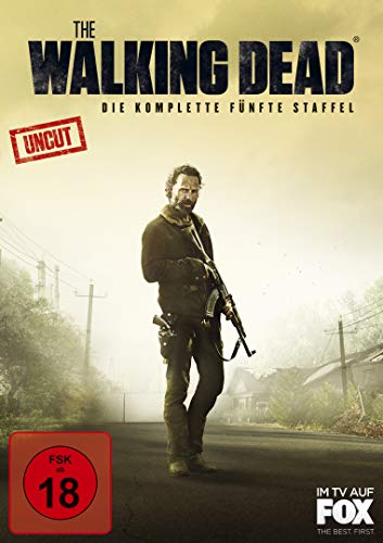 The Walking Dead Staffel 5 (5 DVDs)