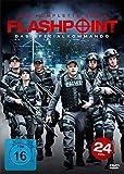 Flashpoint - Das Spezialkommando - Die komplette Serie (Keepcase) (25 DVDs)