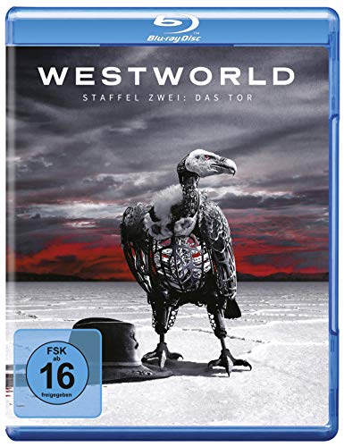 Westworld Staffel 2 (Repack) [Blu-ray]