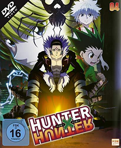 Hunter x Hunter Vol. 4 (Episode 37-47) (2 DVDs)