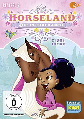 Horseland - Die Pferderanch: Staffel 2 (2 DVDs)