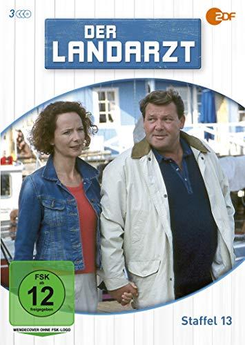 Der Landarzt Staffel 13 (3 DVDs)