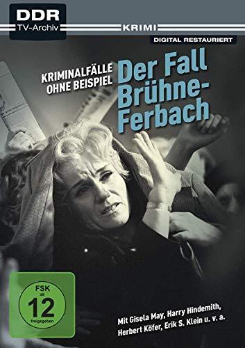 Kriminalfälle ohne Beispiel: Der Fall Brühne-Ferbach (DDR TV-Archiv)